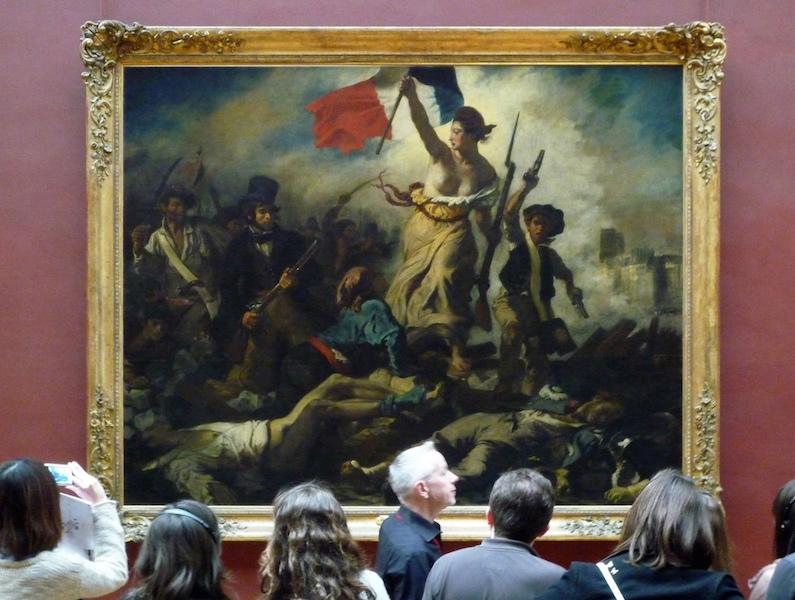 Lukisan Terkenal Dunia Yang Hanya Bisa Dilihat di Paris