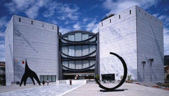 Galeri Seni Kontemporer di Nice